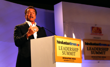 Hindustan Times Leadership Summit – New Delhi Dec 2019