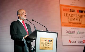 HT - MintAsia Leadership Summit – Singapore Oct 2019