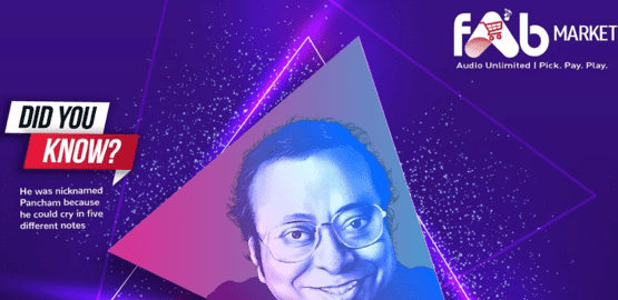 Celebrating 60 years of R. D. Burman in Bollywood