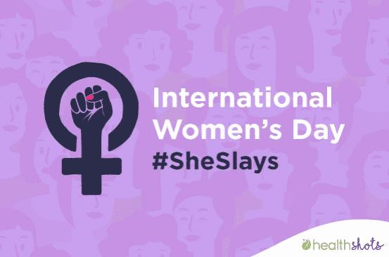 She Slays - International Women's Day